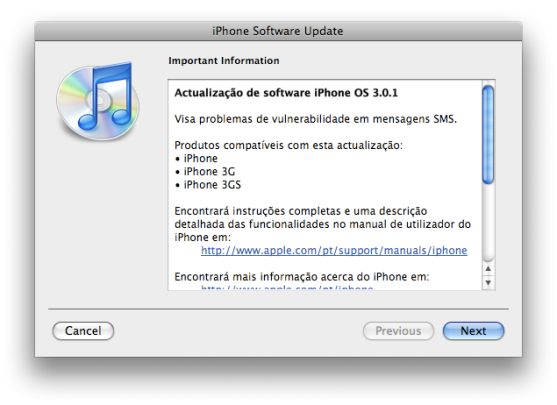 iphone3.0.1