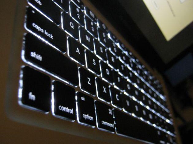Macbook Pro Backlit