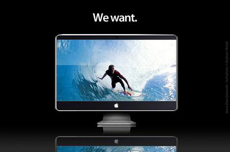 Next Generation iMacs?